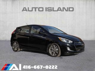 Used 2017 Hyundai Accent SE POWER MOON ROOF BLUETOOTH for sale in North York, ON