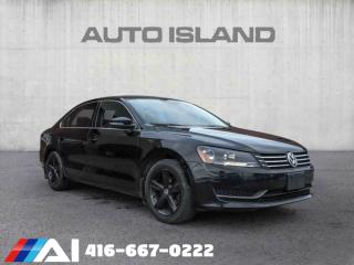Used 2015 Volkswagen Passat HIGH LINE NAVIGATION BACK UP CAMERA BLUETOOTH HEATED SEAT for sale in North York, ON