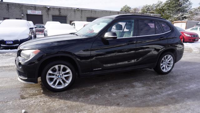 2015 BMW X1 X DRIVE 28I AWD CERTIFIED 2YR WARRANTY *FREE ACCIDENT* DUAL SUNROOF BLUETOOTH PARKING SENSORS