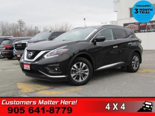 Used 2018 Nissan Murano AWD SV for sale in St. Catharines, ON