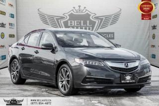 Used 2015 Acura TLX V6, SH-AWD, NO ACCIDENT, REAR CAM, SUNROOF, PUSH START for sale in Toronto, ON