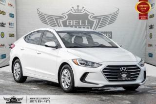 Used 2017 Hyundai Elantra LE, BLUETOOTH, HEATED SEATS, TRACTION CNTRL for sale in Toronto, ON