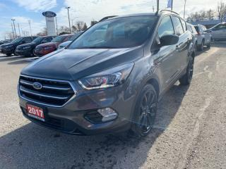 Used 2017 Ford Escape SE  4WD, SE SPORT PACKAGE, NAV, 2.0L ECO for sale in Woodstock, ON