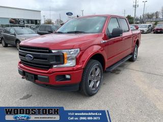New 2020 Ford F-150 XLT  302A, SUPERCREW, 3.5L ECO, TWIN MOONROOF for sale in Woodstock, ON