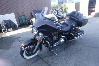 Used 1994 Harley-Davidson FLHTC Electra Glide Classic with King Tour Package Motorcycle for sale in Burnaby, BC