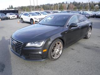 Used 2013 Audi A7 3.0T Premium quattro for sale in Burnaby, BC