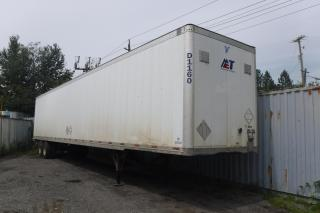 Used 2007 VANGUARD 53 Foot Tandem Axle Highway Tractor Transport Trailer for sale in Burnaby, BC