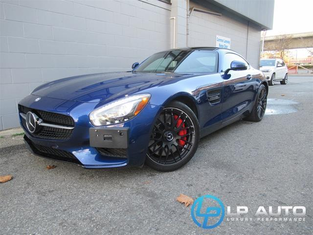 Used 2016 Mercedes-Benz AMG GT S AMG GT Coupe For Sale In