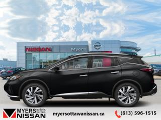 New 2019 Nissan Murano SL AWD  - Navigation -  Sunroof - $264 B/W for sale in Ottawa, ON