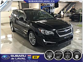 Used 2015 Subaru Impreza Limited Eye Sight for sale in Laval, QC