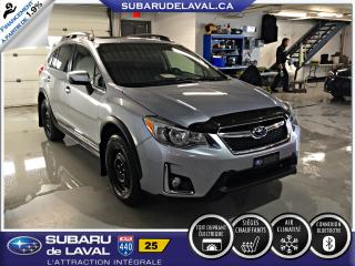 Used 2016 Subaru XV Crosstrek Limited for sale in Laval, QC