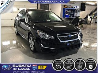 Used 2015 Subaru Impreza Touring for sale in Laval, QC