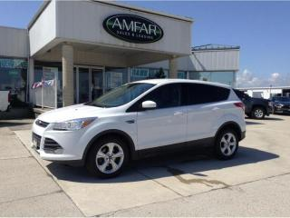Used 2016 Ford Escape REAR CAMERA / HEATED SEATS / NO PAYMENTS FOR 6 MON for sale in Tilbury, ON