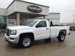 Used 2018 GMC Sierra 1500 2 DR / LONG BOX / NO PAYMENTS FOR 6 MONTHS !! for sale in Tilbury, ON