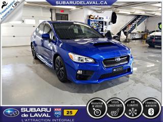Used 2017 Subaru Impreza WRX Base for sale in Laval, QC