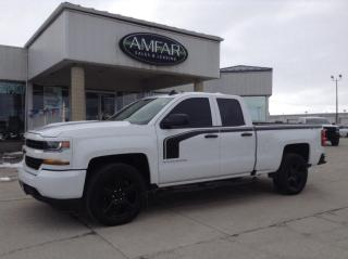 Used 2018 Chevrolet Silverado 1500 Custom / 4X4 / NO PAYMENTS FOR 6 MONTHS !! for sale in Tilbury, ON