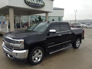 Used 2016 Chevrolet Silverado 1500 LTZ / 4x4 / NO PAYMENTS FOR 6 MONTHS !! for sale in Tilbury, ON