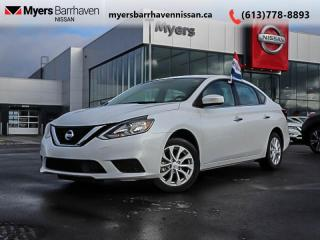 Used 2019 Nissan Sentra SV CVT  - Heated Seats - $128 B/W for sale in Nepean, ON