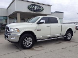 Used 2016 RAM 3500 Longhorn Limited/ 4X4 / NO PAYMENTS FOR 6 MONTHS! for sale in Tilbury, ON