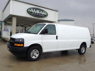 Used 2019 Chevrolet Express 2500 EXTENDED VAN / NO PAYMENTS FOR 6 MONTHS !! for sale in Tilbury, ON