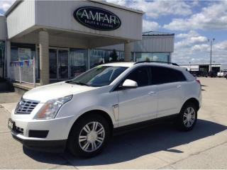Used 2015 Cadillac SRX HEATED LEATHER SEATS / NO PAYMENTS FOR 6 MONTHS for sale in Tilbury, ON