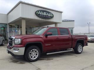 Used 2016 GMC Sierra 1500 SLE / 4x4 / CREW CAB / NO PAYMENTS FOR 6 MONTHS !! for sale in Tilbury, ON