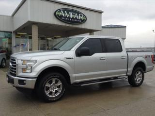 Used 2016 Ford F-150 XTR / CREW CAB / 4X4 / NO PAYMENTS FOR 6 MONTHS !! for sale in Tilbury, ON