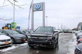 Used 2017 Chevrolet Silverado 1500 High Country for sale in Whitby, ON