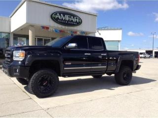 Used 2014 GMC Sierra 1500 SLE / LIFTED / RIMS / NO PAYMENTS FOR 6 MONTHS !! for sale in Tilbury, ON
