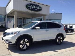 Used 2016 Honda CR-V Touring / AWD / NO PAYMENTS FOR 6 MONTHS !! for sale in Tilbury, ON