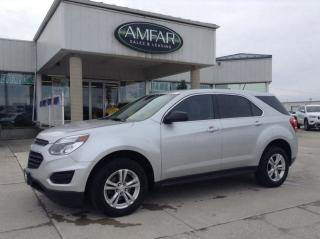 Used 2017 Chevrolet Equinox REAR CAMERA / NO PAYMENTS FOR 6 MONTHS !! for sale in Tilbury, ON