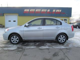 Used 2011 Hyundai Accent GL for sale in Quebec, QC