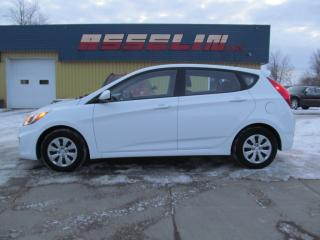 Used 2015 Hyundai Accent L for sale in Quebec, QC