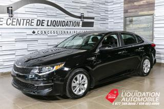 Used 2018 Kia Optima for sale in Laval, QC