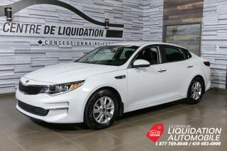 Used 2018 Kia Optima LX for sale in Laval, QC