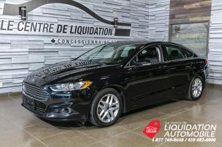 Used 2016 Ford Fusion SE+CUIR+TOIT+GPS for sale in Laval, QC