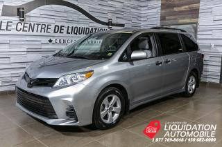 Used 2018 Toyota Sienna for sale in Laval, QC