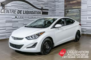 Used 2016 Hyundai Elantra L for sale in Laval, QC