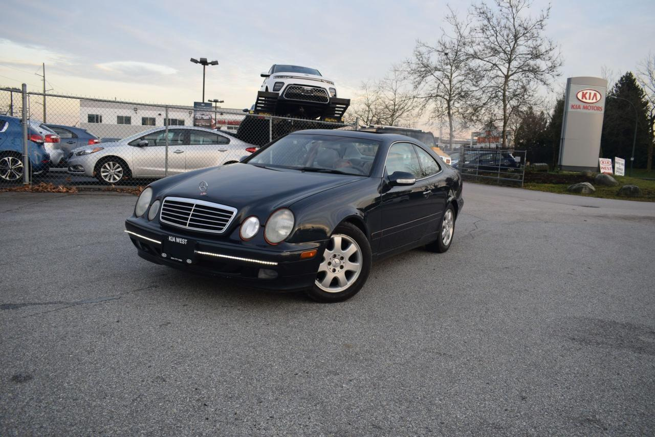 2002 Mercedes-Benz CLK320 AC/AUTO/PL/PW/CD/ABS