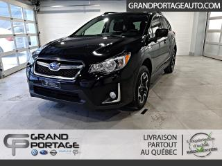 Used 2017 Subaru XV Crosstrek Tourisme 5 portes CVT AWD for sale in Rivière-Du-Loup, QC