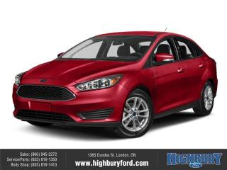 New 2017 Ford Focus SE for sale in London, ON