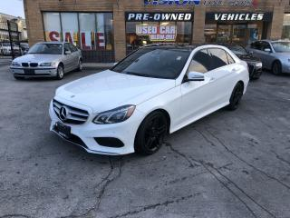 Used 2015 Mercedes-Benz E-Class 4dr Sdn E 250 BlueTEC 4MATIC-AMG APPEARANCE-NAVI for sale in North York, ON