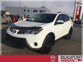 Used 2015 Toyota RAV4 LE FWD ***BALANCE GARANTIE*** for sale in Beauport, QC