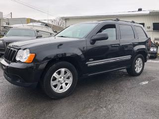 Used 2010 Jeep Grand Cherokee GRAND CHEROKEE for sale in St-Hubert, QC
