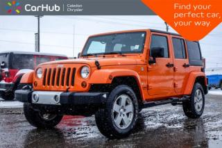 Used 2012 Jeep Wrangler Unlimited Sahara|4x4|Dual Top|Pwr Windows|Pwr Locks|Keyless Entry|18