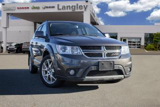 Used 2015 Dodge Journey SXT THIRD ROW SEATS / BACKUP / SUNROOF for sale in Surrey, BC
