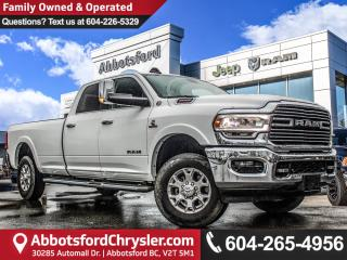 Used 2019 RAM 3500 Laramie *ACCIDENT FREE* *LOCALLY DRIVEN* for sale in Abbotsford, BC