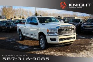 New 2019 RAM 3500 Limited for sale in Medicine Hat, AB