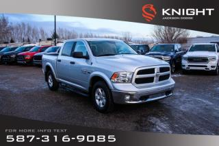 Used 2018 RAM 1500 Outdoorsman - Touchscreen, Accident Free for sale in Medicine Hat, AB