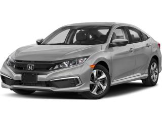 Used 2019 Honda Civic LX HONDA SENSING TECHNOLOGIES | REARVIEW CAMERA WITH DYNAMIC GUIDELINES | HEATED SEATS for sale in Cambridge, ON